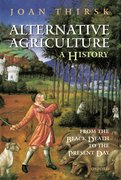 Cover for Alternative Agriculture: A History