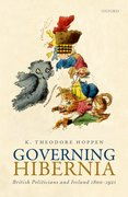 Cover for Governing Hibernia