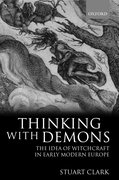 Cover for Thinking with Demons