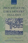 Cover for Providence in Early Modern England