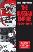 Cover for The Russian Empire, 1801-1917