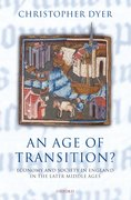 Cover for An Age of Transition?