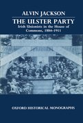 Cover for The Ulster Party