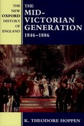 Cover for The Mid-Victorian Generation