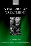 Cover for A Failure of Treatment