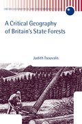 Cover for A Critical Geography of Britain