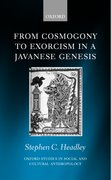 Cover for From Cosmogony to Exorcism in a Javavese Genesis