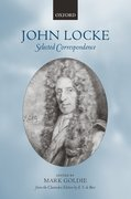 Cover for John Locke: Selected Correspondence
