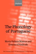 Cover for The Phonology of Portuguese