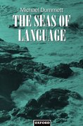 Cover for The Seas of Language