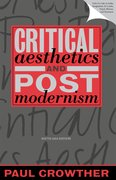 Cover for Critical Aesthetics and Postmodernism