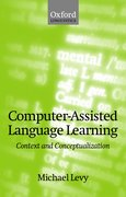 Cover for Computer-Assisted Language Learning