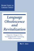 Cover for Language Obsolescence and Revitalization