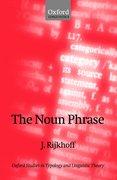 Cover for The Noun Phrase
