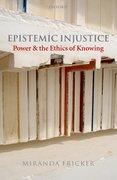 Cover for Epistemic Injustice