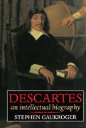 Cover for Descartes: An Intellectual Biography