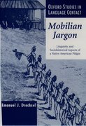 Cover for Mobilian Jargon