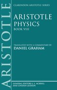 Cover for Aristotle: Physics, Book VIII