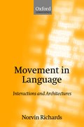 Cover for Movement in Language