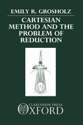 Cover for Cartesian Method and the Problem of Reduction