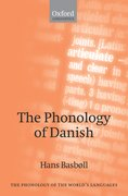 Cover for The Phonology of Danish