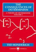 Cover for The Consequences of Determinism