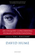 Cover for An Enquiry concerning Human Understanding