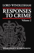 Cover for Responses to Crime, Volume 2