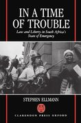 Cover for In a Time of Trouble