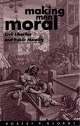 Cover for Making Men Moral