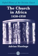 Cover for The Church in Africa, 1450-1950