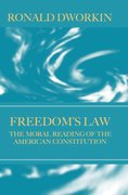 Cover for Freedom
