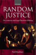 Cover for Random Justice