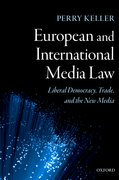 Cover for European and International Media Law