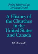 Cover for A History of the Churches in the United States and Canada