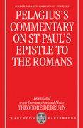 Cover for Pelagius