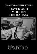 Cover for Hayek and Modern Liberalism