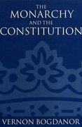 Cover for The Monarchy and the Constitution