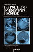 Cover for The Politics of Environmental Discourse