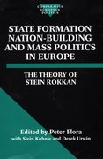 Cover for State Formation, Nation-Building, and Mass Politics in Europe