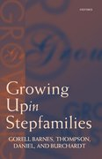 Cover for Growing Up in Stepfamilies