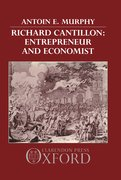 Cover for Richard Cantillon: Entrepreneur and Economist
