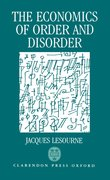 Cover for The Economics of Order and Disorder