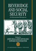 Cover for Beveridge and Social Security