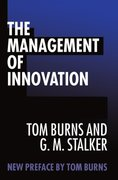 Cover for The Management of Innovation