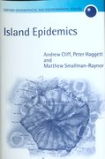 Cover for Island Epidemics