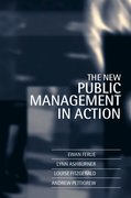Cover for The New Public Management in Action