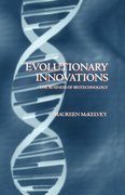 Cover for Evolutionary Innovations