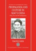 Cover for Propaganda and Culture in Mao