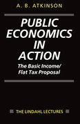 Cover for Public Economics in Action